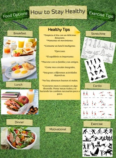 How to stay heathy