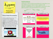 Simple and Continuous Tenses in English, (Assignment), English's thumbnail