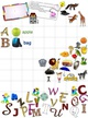 Picture Alphabet - 2nd grade thumbnail