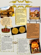 Cities and City Life in Byzantium 's thumbnail