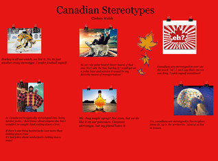 Canadian Sterotypes