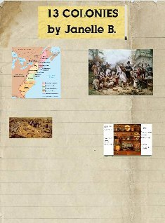 13 Colonies Thematic Unit
