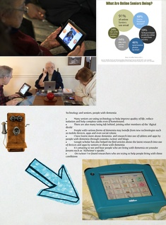 Technology, seniors and those living with dementia