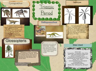 Triassic Period Project