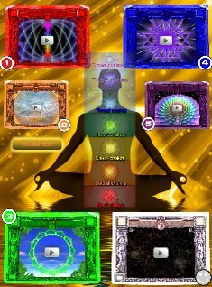 The Illuminated Chakras by Anodea Judith
