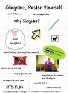 glogster poster yourself' thumbnail
