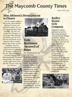The Maycomb County Times