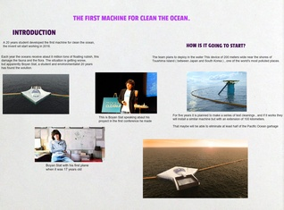OCEAN CLEANING PROYECT