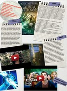 Percy Jackson..Book report's thumbnail