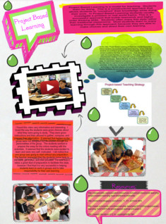 Project Based Learning By Stephanie Rudy