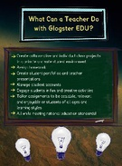 WHAT CAN A TEACHER DO WITH GLOGSTER EDU's thumbnail
