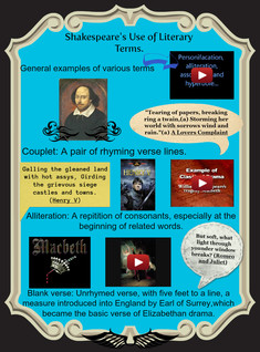 Shakespeare's Use of Literary Terms