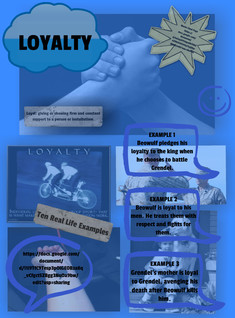 Beowulf Project: Loyalty
