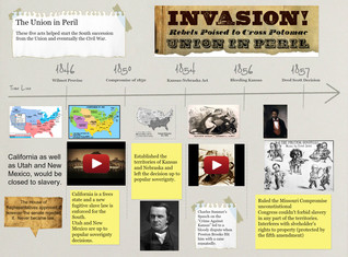 'The Union in Peril' thumbnail