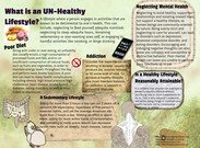What is an UN-Healthy Lifestyle's thumbnail