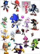 sonic the hedgehog and friends's thumbnail
