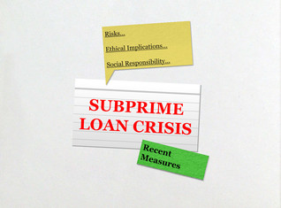 Subprime Loan Blog