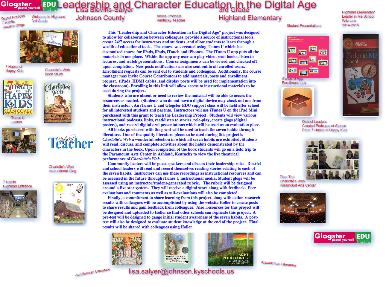 Leadership and Character Education in the Digital Age