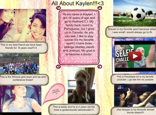 All about Kaylen