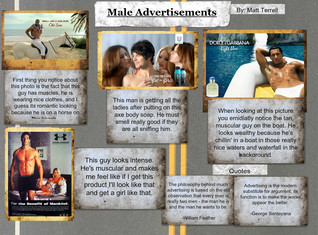Male Advertisements