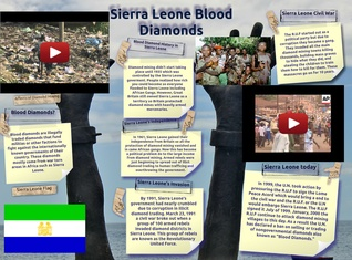 Sierra Leone Blood Diamonds