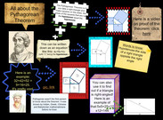 All about the Pythagorean Theorem's thumbnail