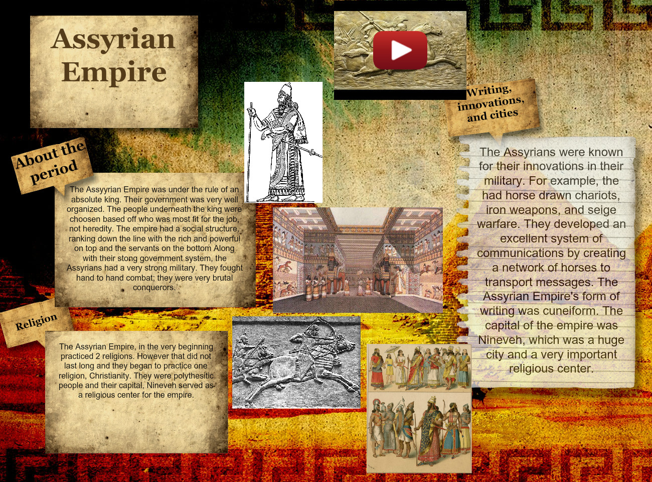 Assyrian Empire