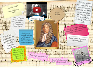 Baroque Composer: Henry Purcell
