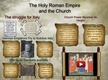 The Holy Rome Empire and the Church thumbnail