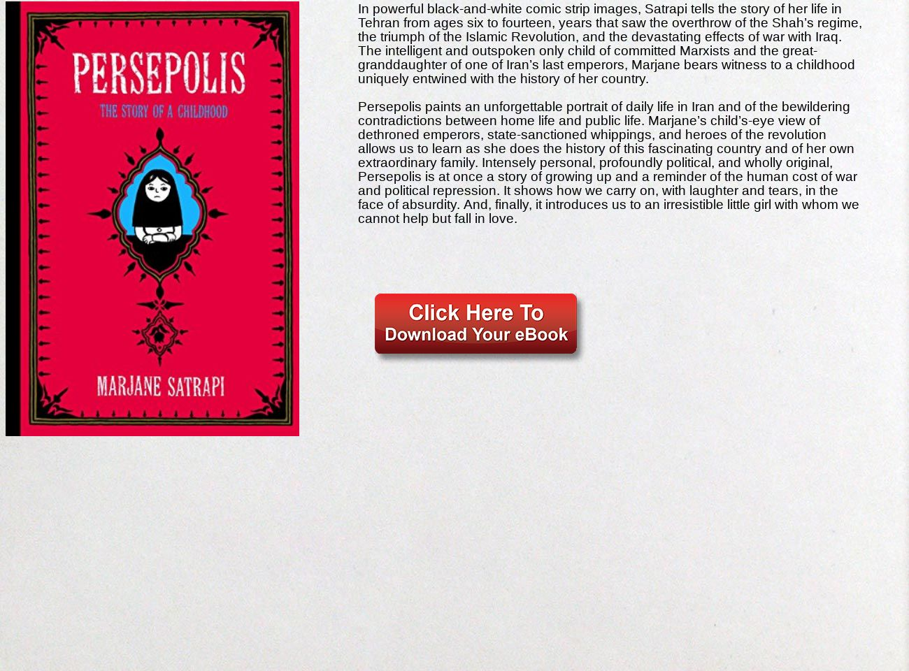 Download Ebook Persepolis The Story Of A Childhood Pantheon Graphic Library Pdf Text Images Music Video Glogster Edu Interactive Multimedia Posters
