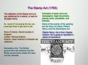 The Stamp Act 1765's thumbnail