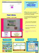 Power Library from your home's thumbnail