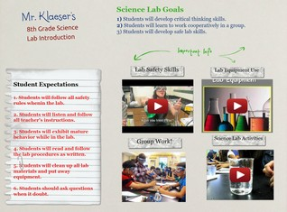 Science Lab Introduction