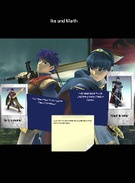 marth and ike's thumbnail