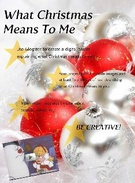 What Christmas Means to Me - Grades 7 and 8's thumbnail