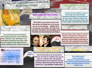 Lewis and Clark's Discovery in the West