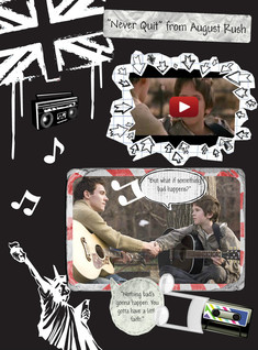 """""""Never Quit"""" from August Rush"""