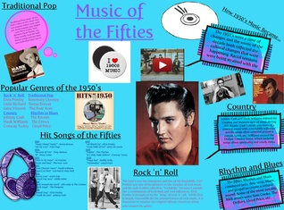 Music of the Fifties
