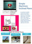 Simple Machines: Inclined Plane's thumbnail