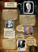 [2014] Claire Lipscomb: Franklin Roosevelt's thumbnail