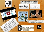 Deaf Services technology poster's thumbnail