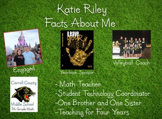 Katie RIley About Me