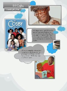 Bill Cosby by Mrs. Moon