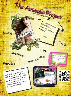 The Amanda Project -Book Poster