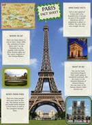 Paris fact sheet's thumbnail