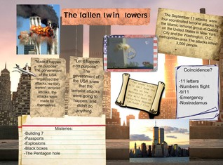 The Fallen Twin Towers