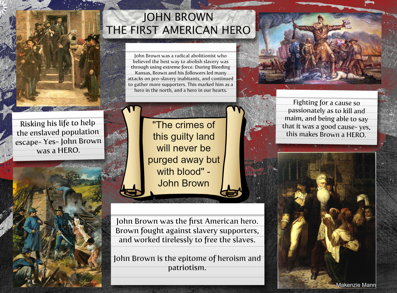 John Brown: Hero