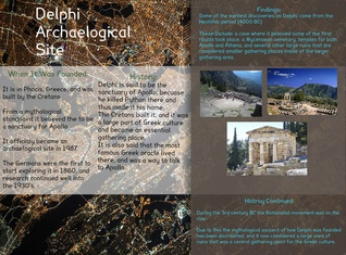 Delphi Archaelogical Site