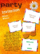 Party Invitation's thumbnail