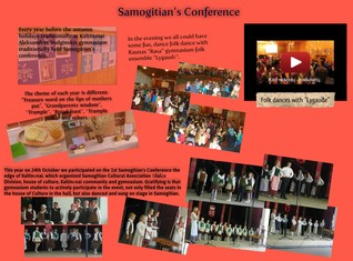 Somigitian's Conference